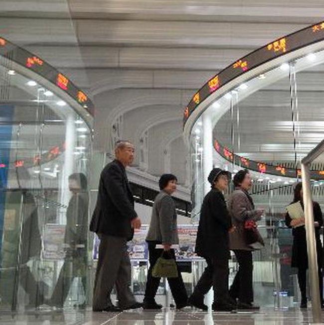 Thị trường châu Á hoàn thành tuần tăng điểm mạnh nhất trong hơn 1 tháng
