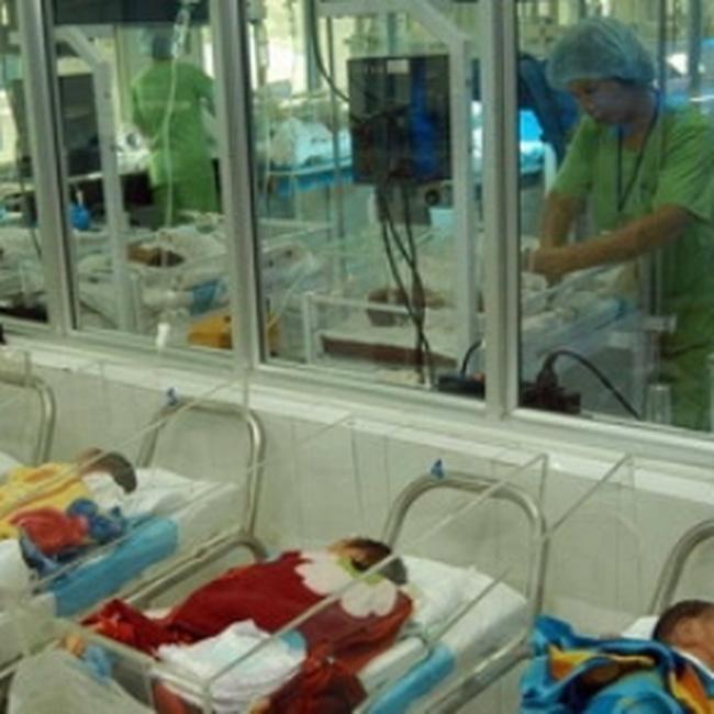 Nghệ An xây bệnh viện chuyên khoa sản tổng vốn đầu tư 857 tỷ đồng