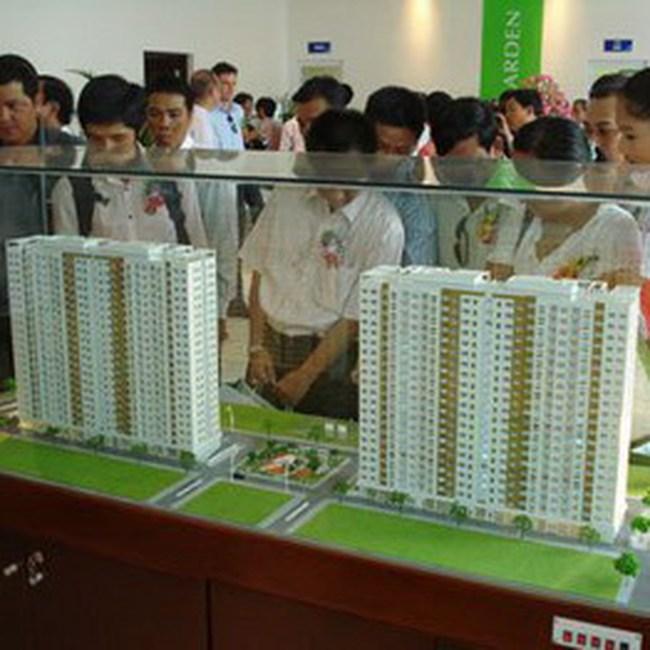 30 triệu USD xây gần 600 căn hộ trung cấp tại quận Tân Phú