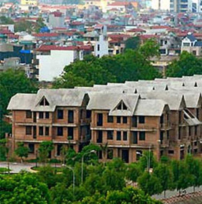 Thị trường nhà đất chỉ tăng giá cục bộ