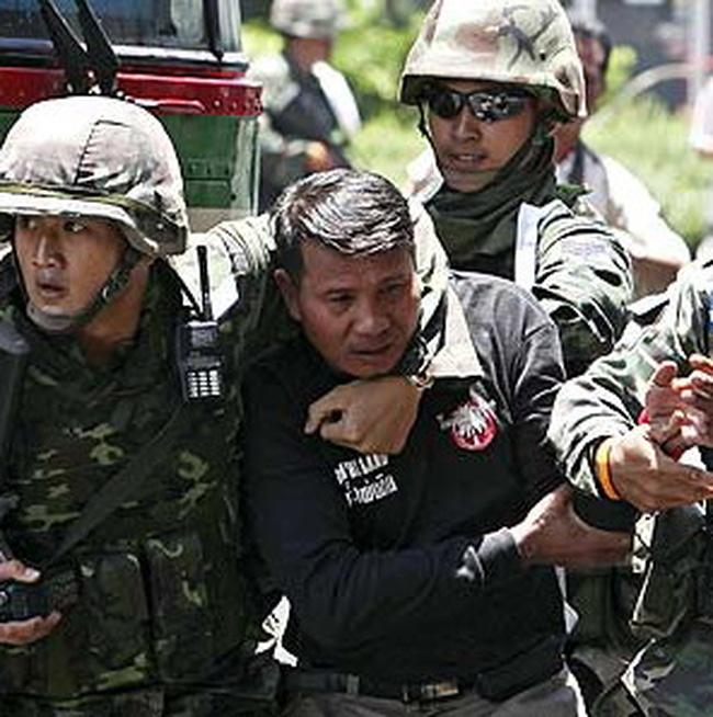 Thái Lan ban hành lệnh giới nghiêm một số khu vực tại Bangkok
