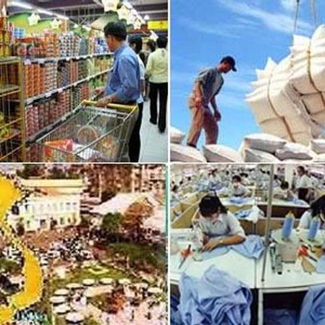 Kế hoạch 2011-2015: Dự kiến đặt chỉ tiêu tăng trưởng GDP bình quân 7,5%-8,5%