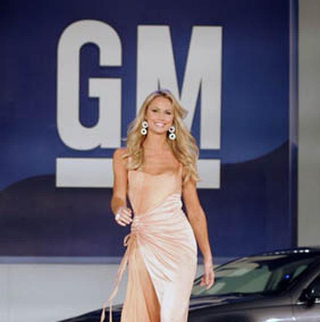 """General Motors """"lãi"""" lần đầu trong 3 năm"""