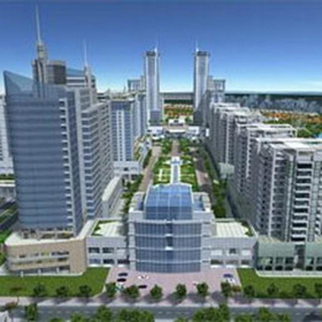 Xây dựng các tuyến đường tiếp giáp các dự án liên quan KĐT mới Văn Phú