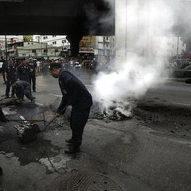Thái Lan: Chính phủ ra điều kiện ngừng bắn, bác bỏ thương lượng