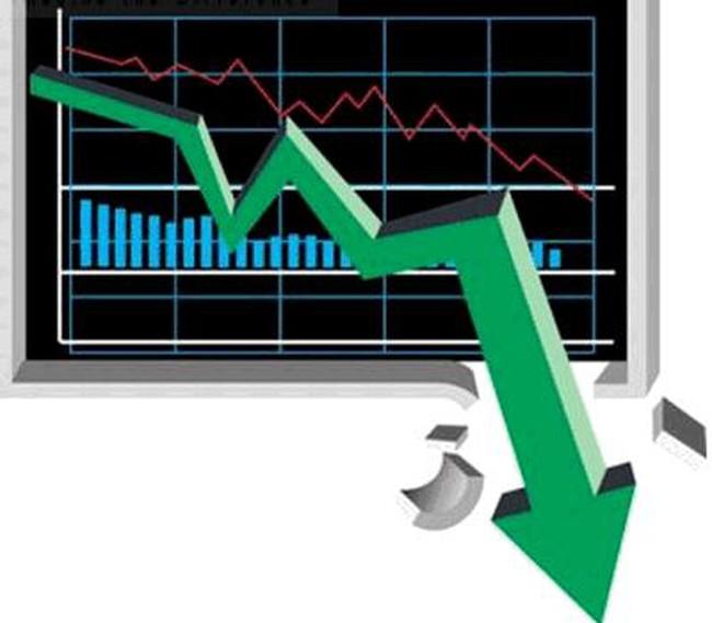 Vn-Index về 494,9 điểm - thấp nhất từ đầu tháng Ba