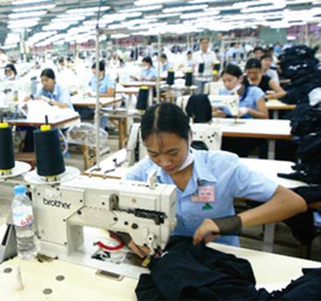 4 tháng kim ngạch xuất khẩu hàng dệt may đạt xấp xỉ 3 tỷ USD