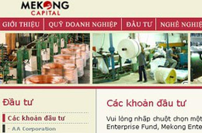 Mekong Capital dự kiến lập quỹ quy mô 150 triệu USD