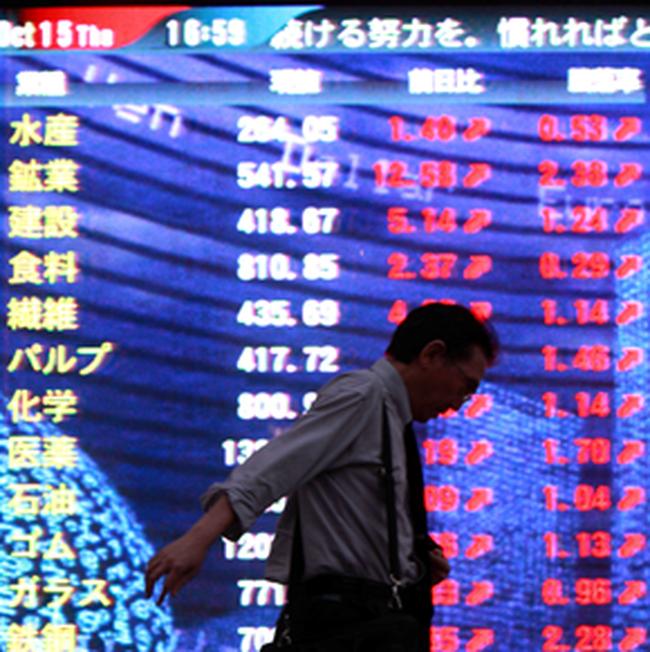 Châu Á: Thị trường Trung Quốc tăng điểm mạnh nhất trong nửa năm