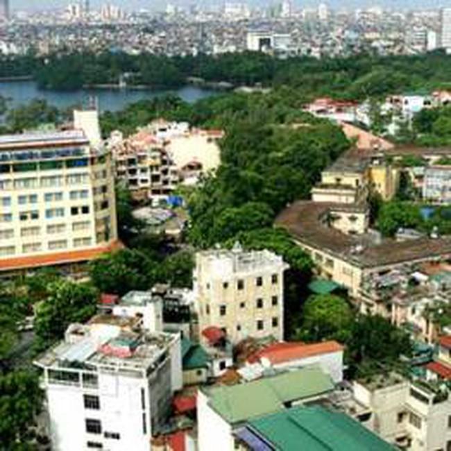Hà Nội kiểm tra các dự án chỉnh trang đô thị