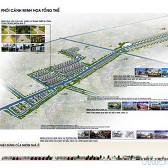 VC2: Đầu tư Khu dịch vụ Thương mại tổng hợp và Nhà ở KCN Phố Nối