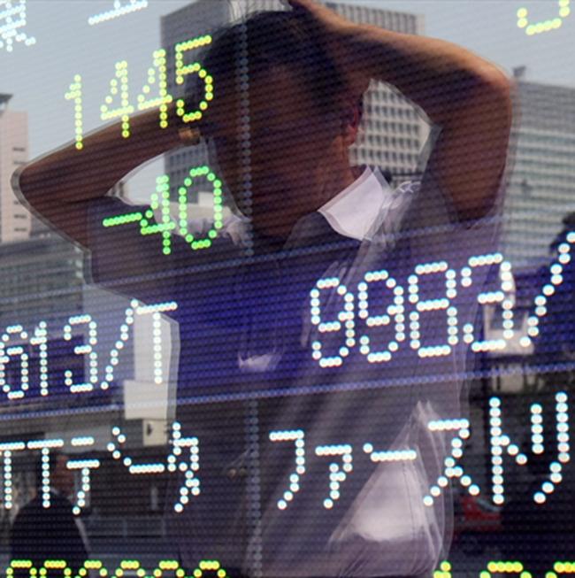 Các thị trường châu Á đồng loạt giảm hơn 2% xuống thấp nhất trong 10 tháng