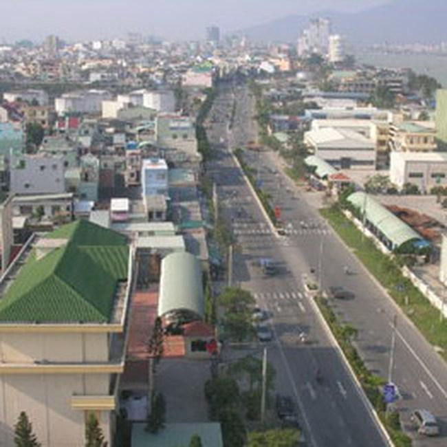Đà Nẵng: Quy hoạch kiến trúc một số tuyến đường, khu dân cư