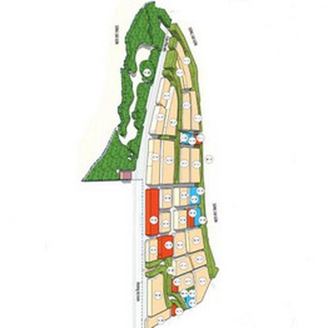 TP.HCM: Điều chỉnh quy hoạch khu dân cư Thạch Mỹ Lợi 174 ha