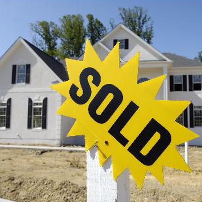 Doanh số bán nhà tại Mỹ lên mức cao nhất trong 2 năm