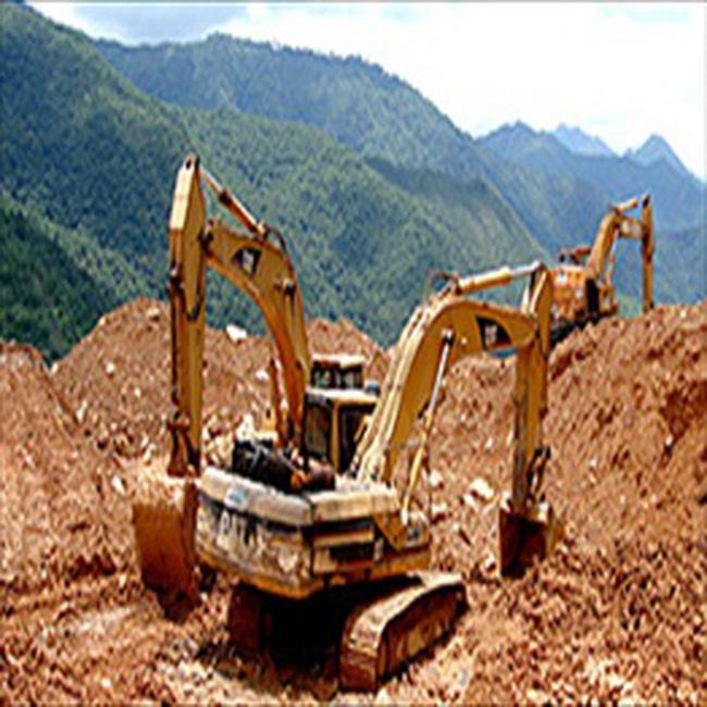 Kiểm tra việc cấp phép hoạt động khoáng sản tại Quỳ Hợp- Nghệ An