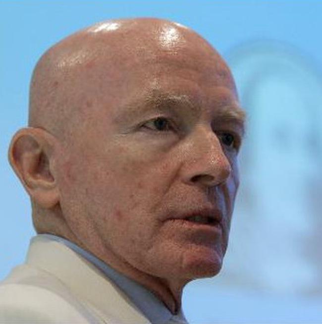 Mark Mobius tin tưởng TTCK nhóm nước mới nổi sẽ tăng điểm mạnh
