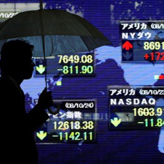 Thị trường châu Á hoàn thành tuần tăng điểm mạnh