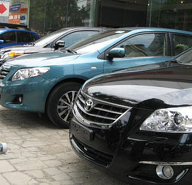 Thời điểm thích hợp để mua ôtô?