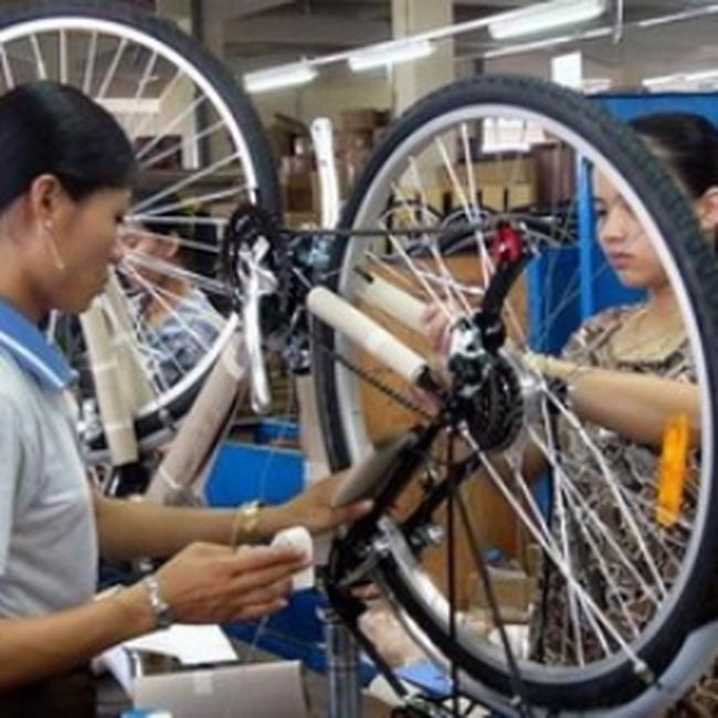 Doanh nghiệp xe đạp Việt khốn đốn vì thuế phá giá