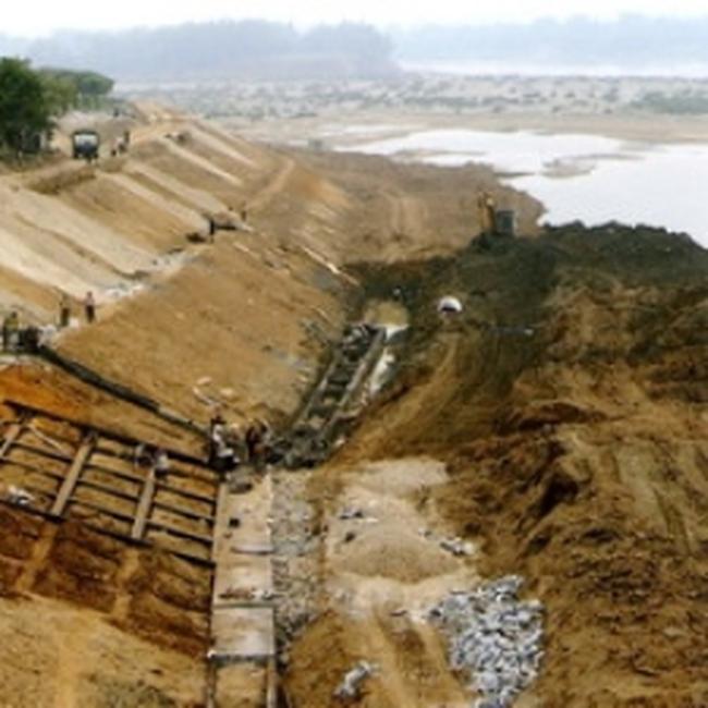 Gần 600 tỷ đồng chỉnh trị sông Tắc, sông Quán Trường