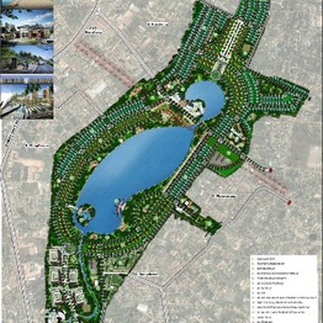HUD Holdings xây KĐT mới 113,5 ha tại Viêng Chăn, Lào