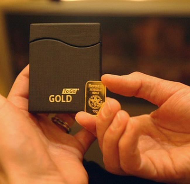 Vàng giữ giá phiên đầu tuần