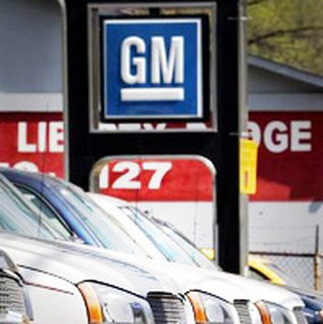 Doanh số bán xe ô tô tại Mỹ tăng vọt trong tháng 5