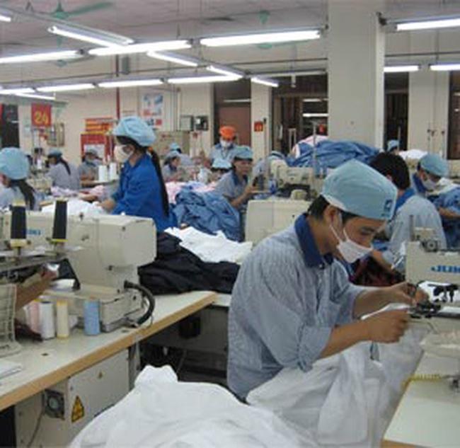 Giá dệt may xuất khẩu tăng 10%-15%