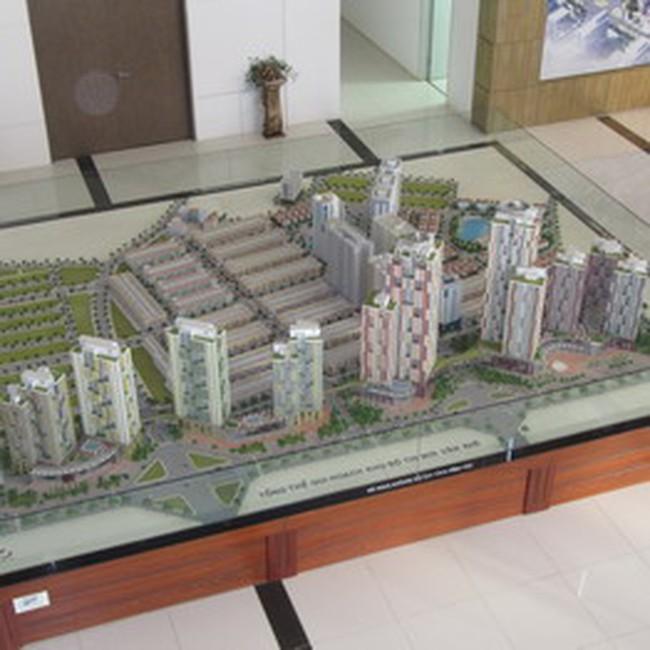 Giá bất động sản Hà Đông có xu hướng tăng đều