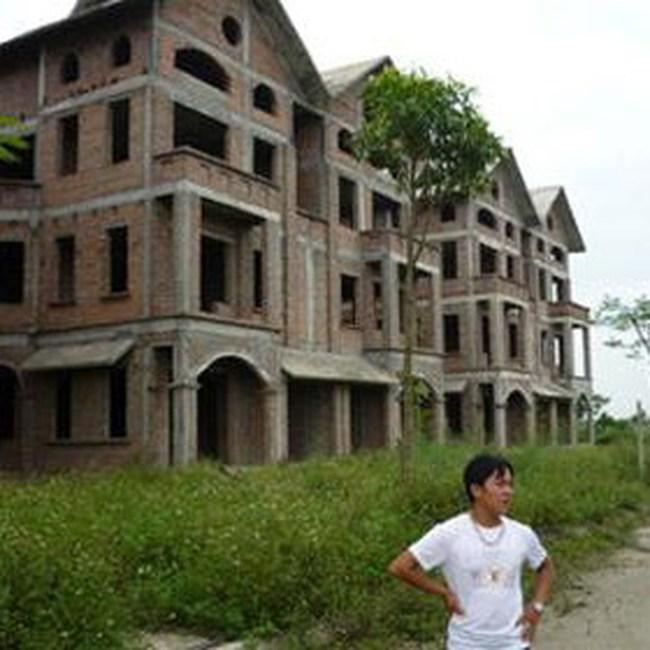 Đô thị hoang giữa Hà Nội