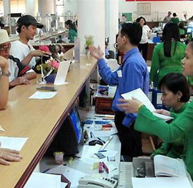 Lãi suất cho vay tại ngân hàng thương mại Nhà nước giảm 1%