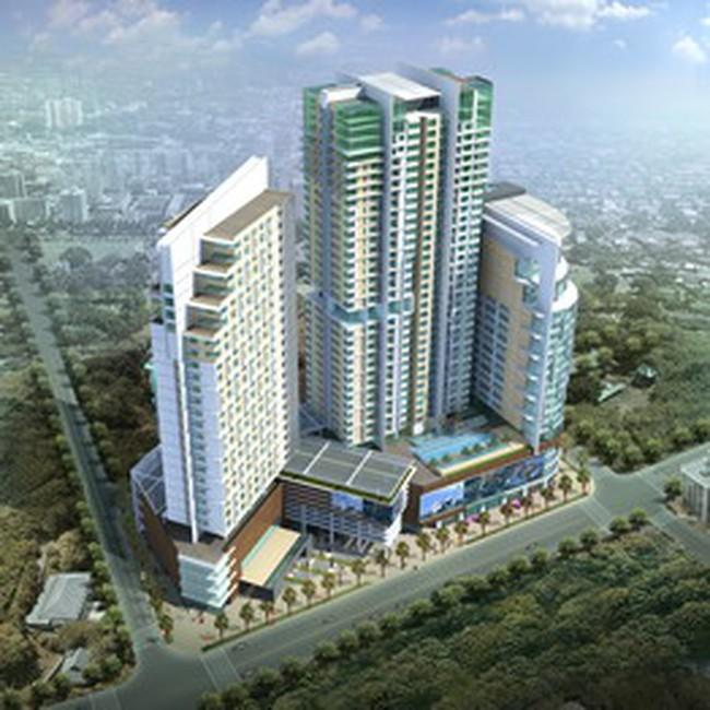 Đà Nẵng: 1.500 tỷ đồng xây dựng Golden Square