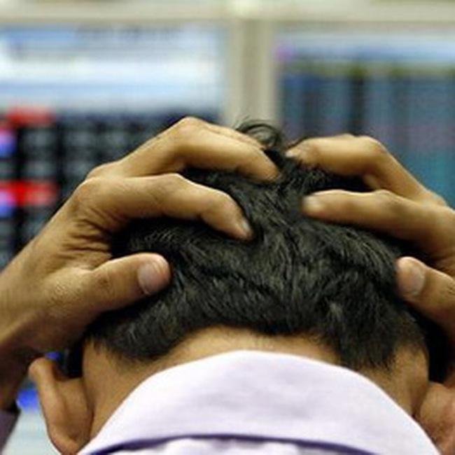 Thị trường châu Á giảm điểm sâu nhất trong 14 tháng