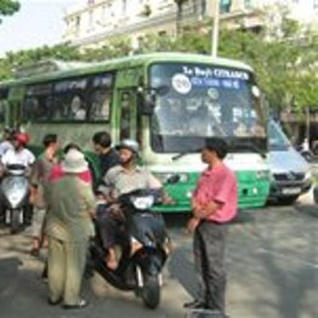 TPHCM đầu tư 21 xe buýt chạy nhiên liệu sạch