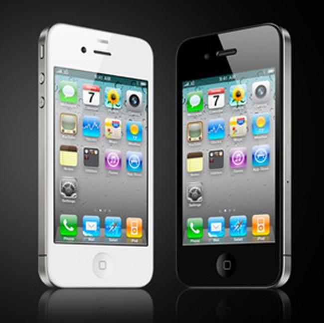 Apple ra mắt iPhone thế hệ 4