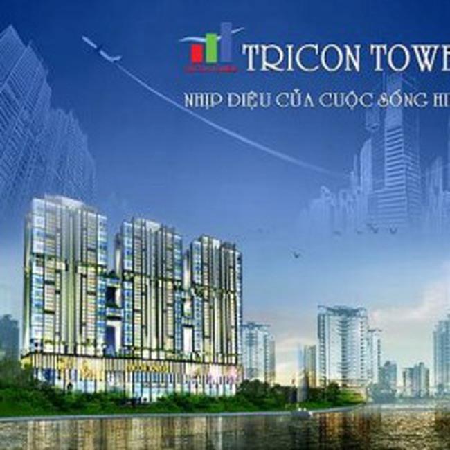 CTD: Trúng thầu công trình Tricon Tower