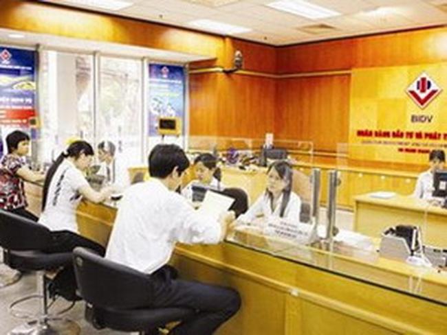 BIDV được xếp hạng E+ về năng lực tài chính