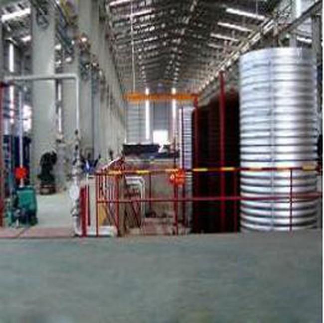 HSG: thành lập công ty sản xuất nhựa tại KCN Phú Mỹ 1