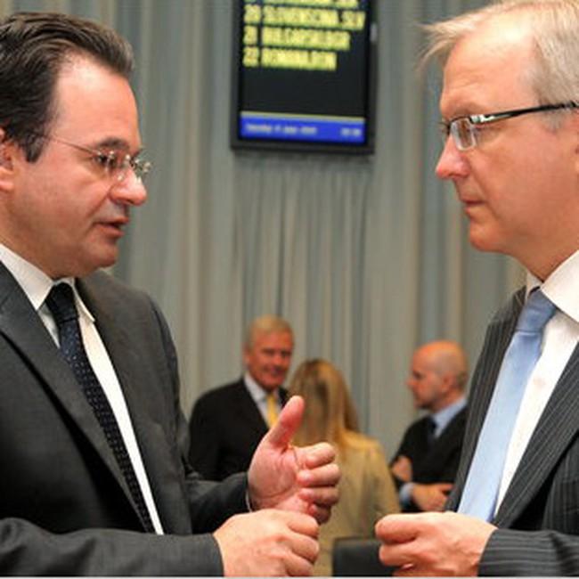 Châu Âu thống nhất về thắt chặt giám sát tài chính