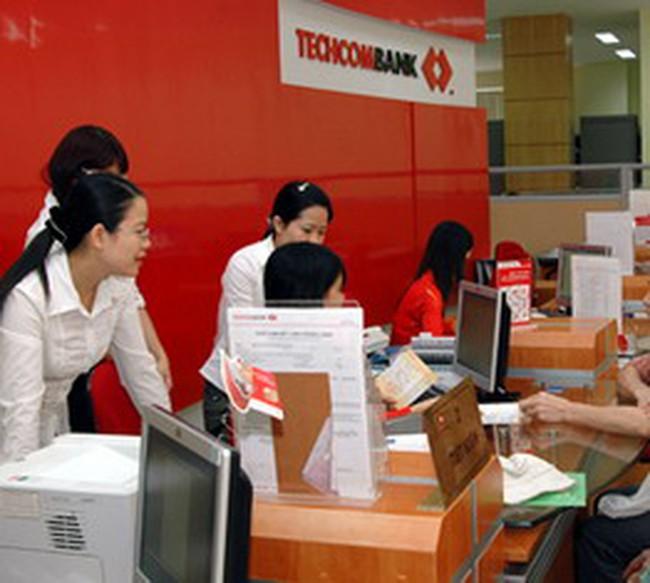 Techcombank được tăng vốn từ 5.400 tỷ đồng lên 6.932 tỷ đồng