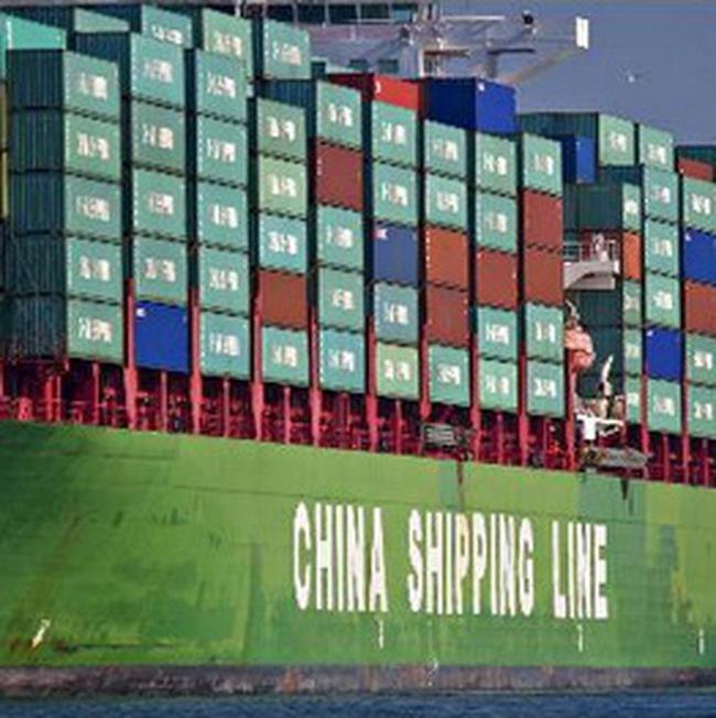 Xuất khẩu Trung Quốc tăng 50% trong tháng 5/2010