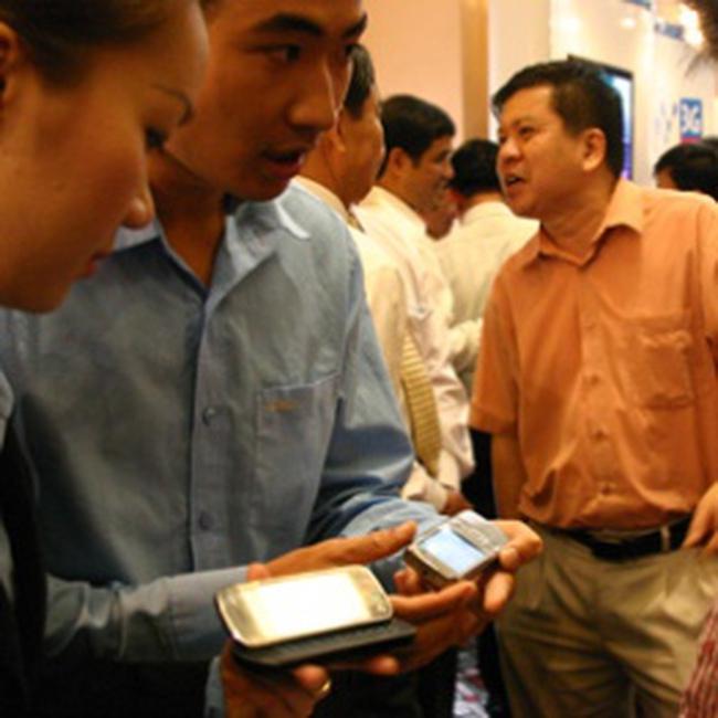 EVNTelecom chính thức khai trương mạng 3G