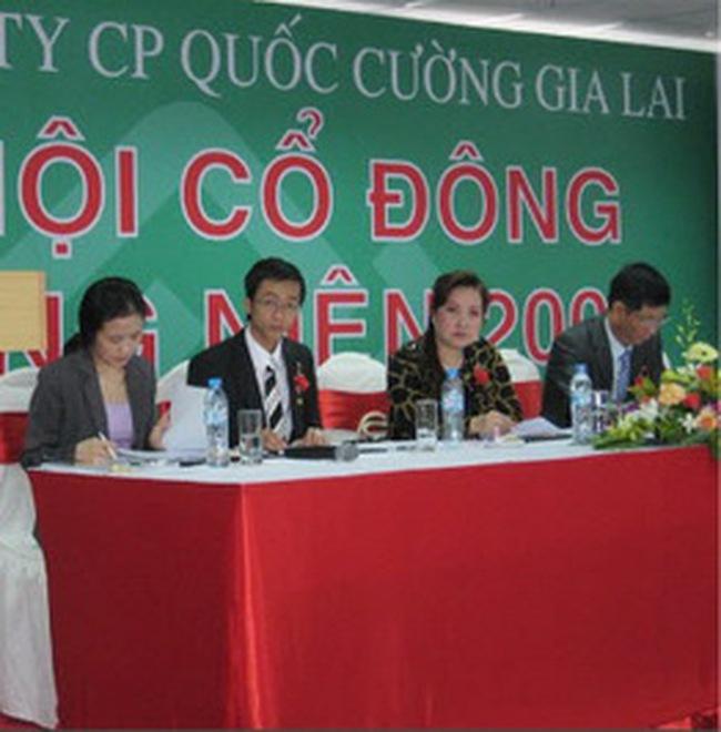 Quốc Cường Gia Lai đăng ký niêm yết hơn 60 triệu cổ phiếu