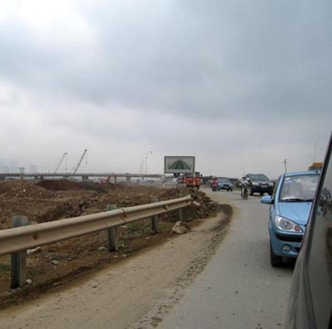 Thanh tra đột xuất dự án đường Láng - Hòa Lạc