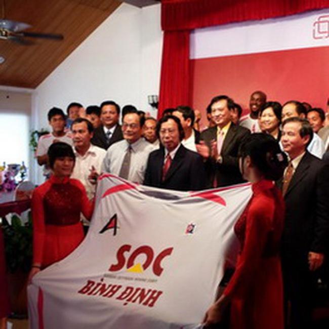 SQC: Sẽ thoái toàn bộ vốn tại CLB Bóng đá SQC Bình Định trong quý II/2010