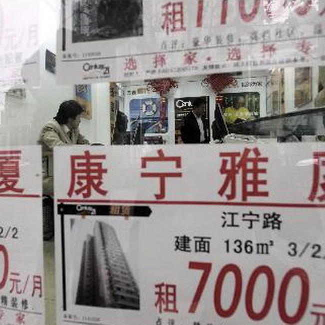 Lạm phát Trung Quốc tháng 5 tăng mạnh nhất trong 1 năm rưỡi