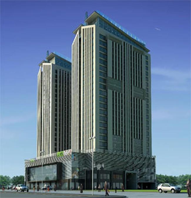PVA được giao thi công gói thầu 157 tỷ đồng hoàn thiện Dự án Tòa nhà Dầu khí Nghệ An