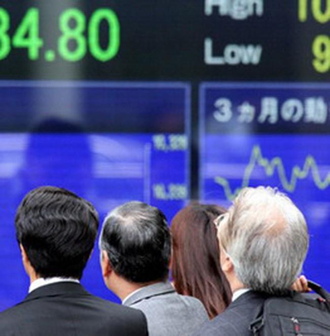 Thị trường châu Á lên điểm phiên thứ 3 liên tiếp