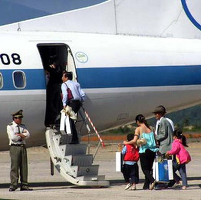 Sân bay Lai Châu chính thức hoạt động vào 2012
